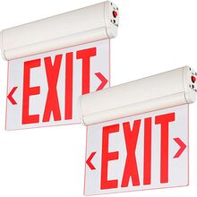 Rother Electrical LED Emergency Exit Sign 2W RLE50405E