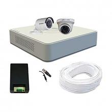 Hikvision 4 Channel CCTV Camera Surveillance Kit