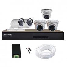 Hikvision 8 Channel CCTV Camera Kit