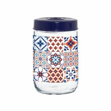 Herevin Jar 660 cc Decorated - Mosaic 171441-063