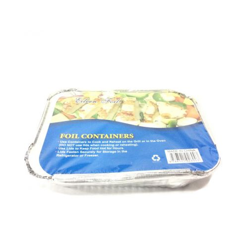Nadstar1 Foil Container 3pcs 1707179