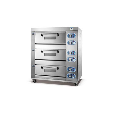 Nadstar8 Oven Gas Baking (3-Dec 6-Tray) 1pc HGO-60