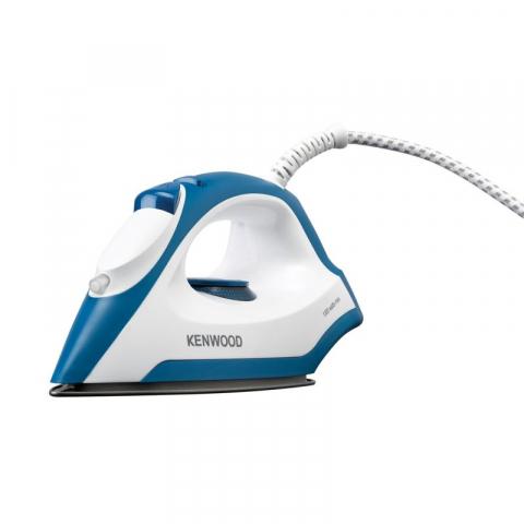 Kenwood Dry Iron 1300w with Spray DIP210BL (Bad Box)