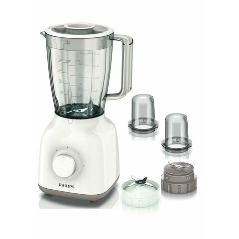 Philips Blender 1.5L with 1 Dry Mill And Chopper HR2114