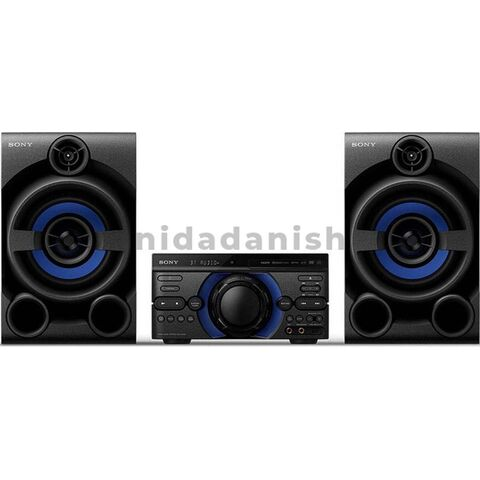 Sony High Power Stereo Audio System With Bluetooth MHC-M40D