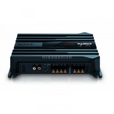 Sony Amplifier 2-Channel Stereo 500W XM-N502