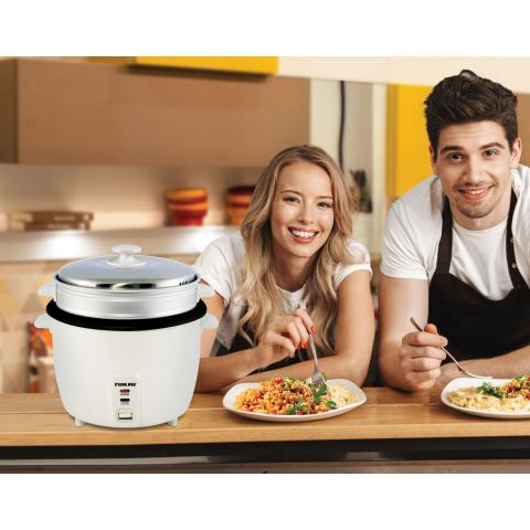 Nikai Rice Cooker 1.8L 700w NR672N1