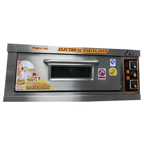 Nadstar8 Commercial Baking Tray Oven Single DFL11C