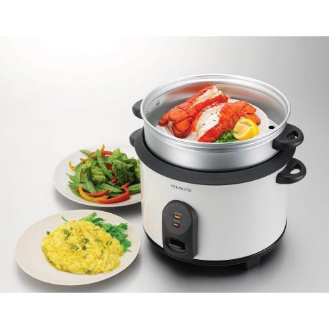 Kenwood Rice Cooker 2.5L 900w RCM680 (Bad Box)