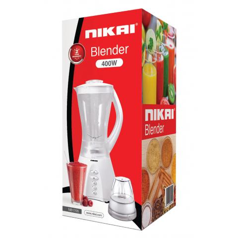 Nikai Blender 1.5L 400W NB1705