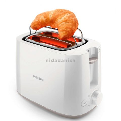 Philips Toaster 2 Slice 950W 7 Stages Of Browning Control HD2581