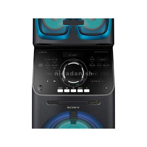 Sony High Power Audio Sound System Muteiki All in One MHC-V90DW