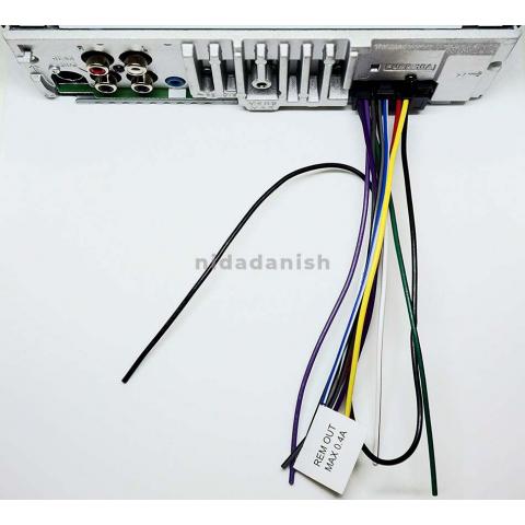 Sony Car Audio Player Slot-In CD-MP3-WMA-Tuner Player USB CDX-G1200U