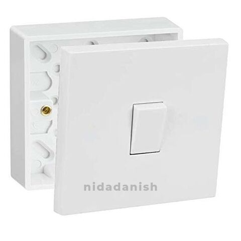 Rother Electrical Anglo Series Switch Sockets One Gang And Two Way RTE50102
