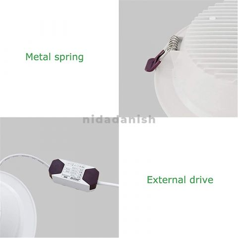 Rother Electrical LED Backlight Cool White 12W RLE20203