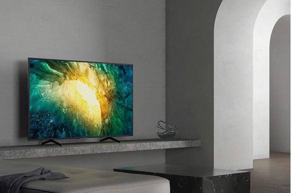 """Sony 85"""" 4K Ultra HD Android LED TV KD-85X8000H"""