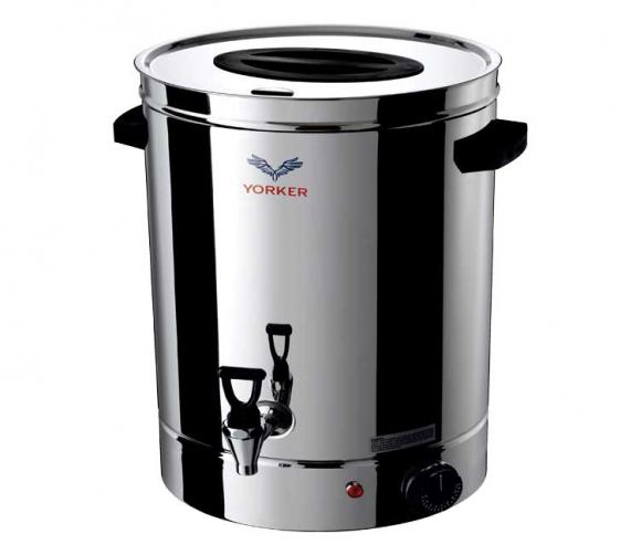 Yorker Electric Tea Urn 40L Y1141ST