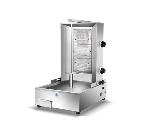 Nadstar8 Shawarma Gas Machine (2-Burner) HGV-790